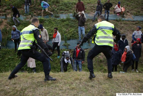 Calais: British And French Police Team-Up To Fight Gangs' Trafficking Migrants From New Command And Control