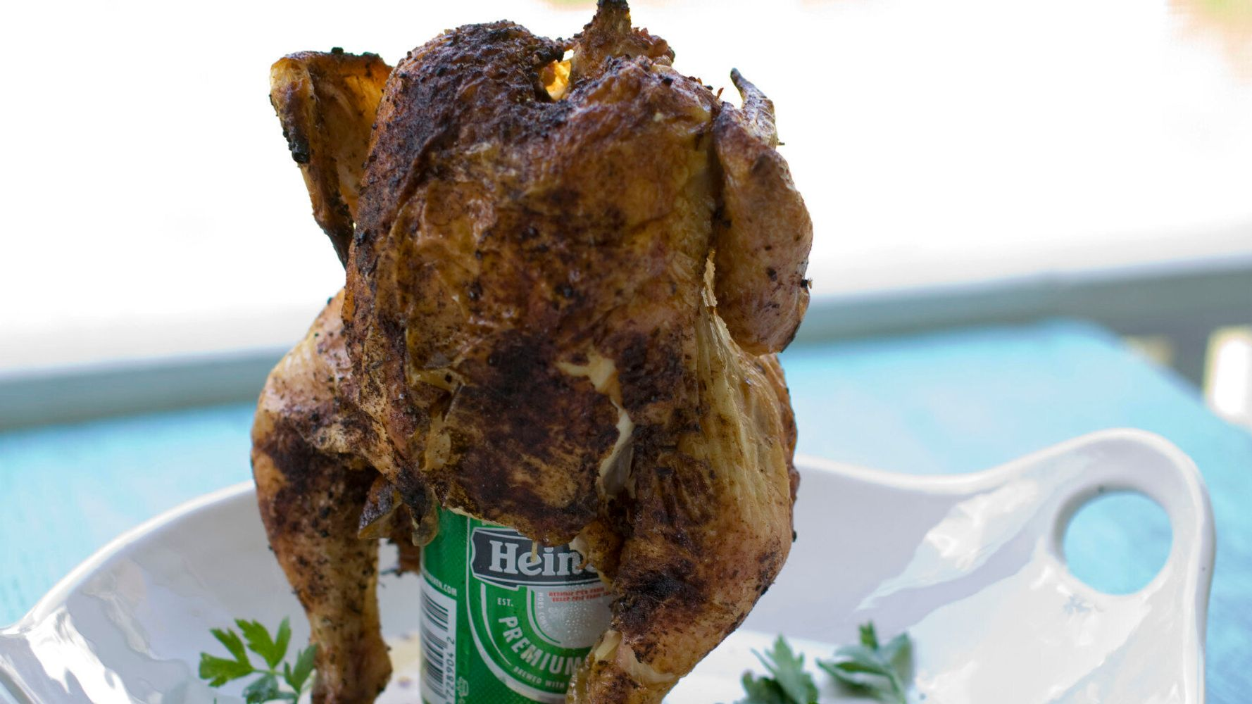 Chicken On A Beer Can The Perfect Sunday Roast Huffpost Uk Life
