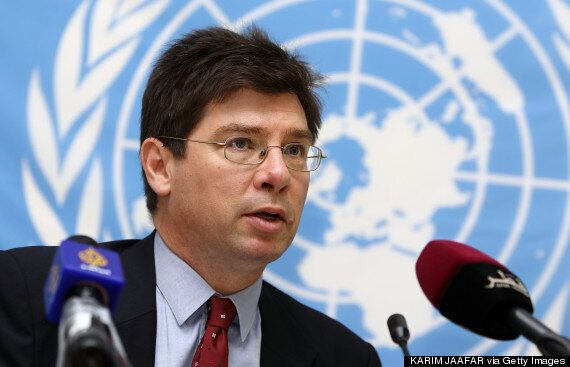 UN Rapporteur Francois Crepeau Has A Very Rude Word To Describe UK's Attitude To