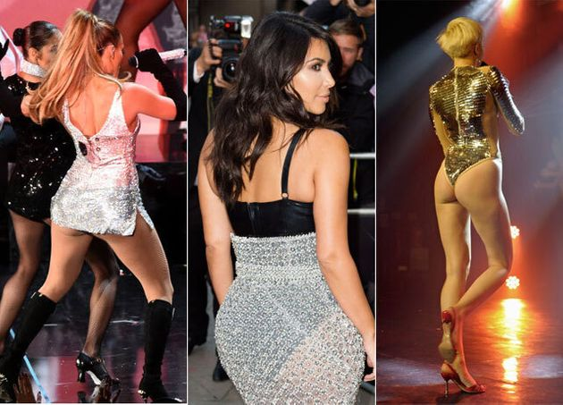 Vogue Decides 'Big Butts' Are Trendy - But Celebrating Curves Is No New