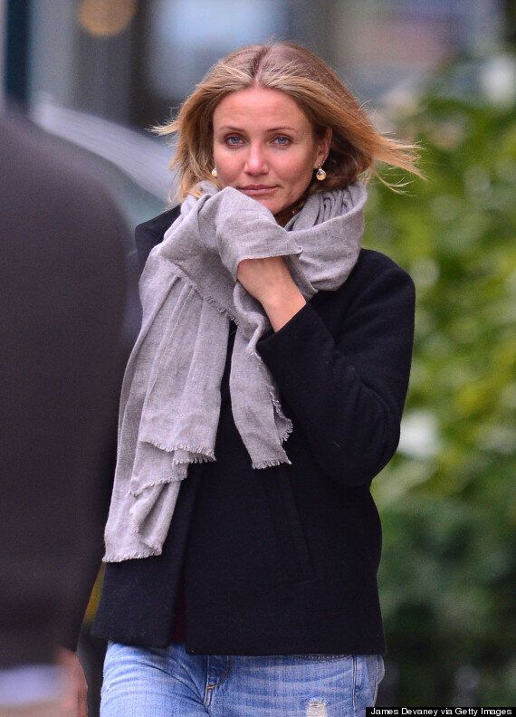 Cameron Diaz Engaged? Actress Dodges Question About Benji Madden