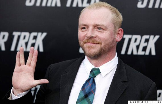 Simon Pegg Clarifies His Comments, After Appearing To Criticise Science-Fiction Films For 'Dumbing Down'