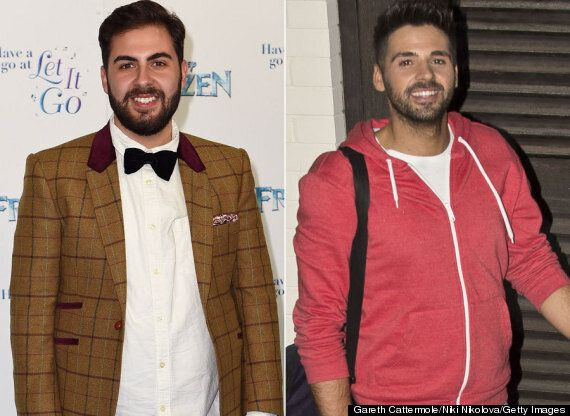 'X Factor': Andrea Faustini And Ben Haenow 'Put On a Diet' Ahead Of