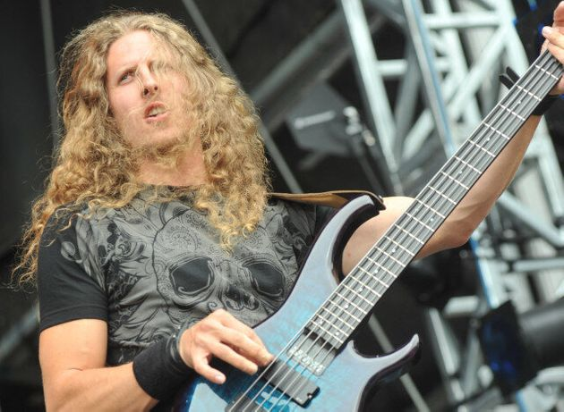 Bassist, Delain's Otto Schimmelpenninck, Ruptures Testicle On Stage, Finishes