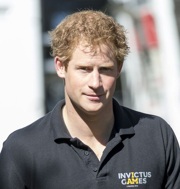 Guess What Prince Harry Wants For His 30th
