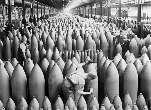 How Arms Companies Fuelled and Exacerbated the First World