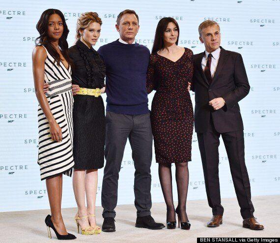 James Bond Film Title Is 'Spectre', Daniel Craig's New Villain Is Christoph Waltz. Bond Girls Are Monica...