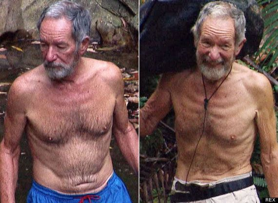 'I'm A Celebrity': A 'Relieved' Michael Buerk Voted Off, Says He Thought The Other Celebs 'Would All...