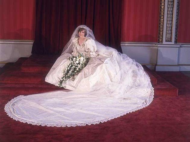 Princess Diana's Wedding Dress Returned To Prince Harry And Prince