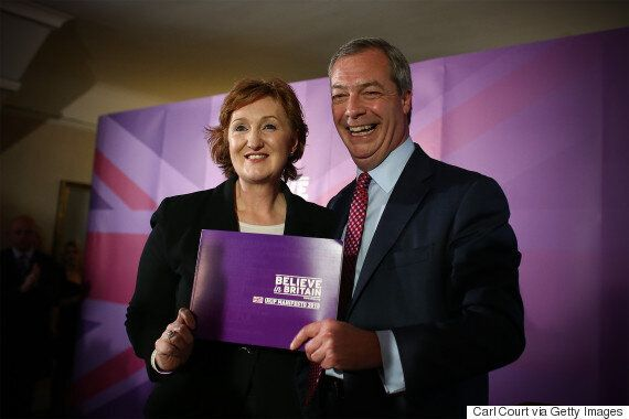 Ukip's Policy Chief Suzanne Evans Resigns Amid 'Plotters