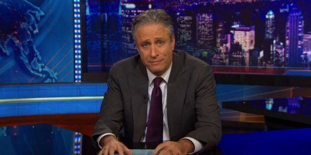 Jon Stewart Reacts To The Eric Garner Case: 'If Comedy Is Tragedy Plus Time, I Need More F***ing