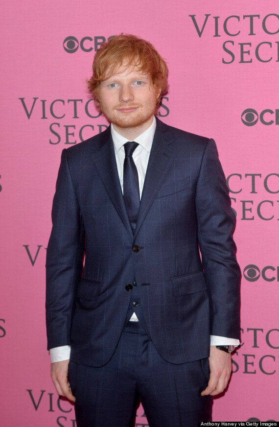 Ed Sheeran Named Spotify's Most Streamed Artist Of 2014 Ahead Of Coldplay, Eminem And Katy