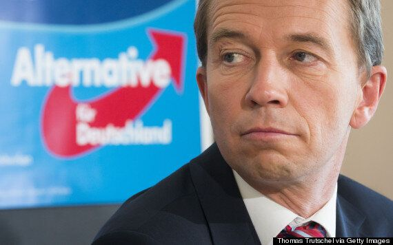 Bernd Lucke, Germany's Most Prominent Eurosceptic, Tells Britain 'Don't Leave The