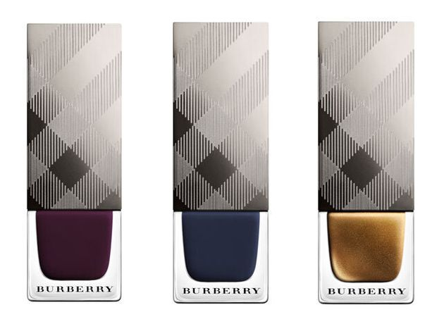 Burberry's Autumn/Winter 2014 Make Up Is All About The Bloomsbury