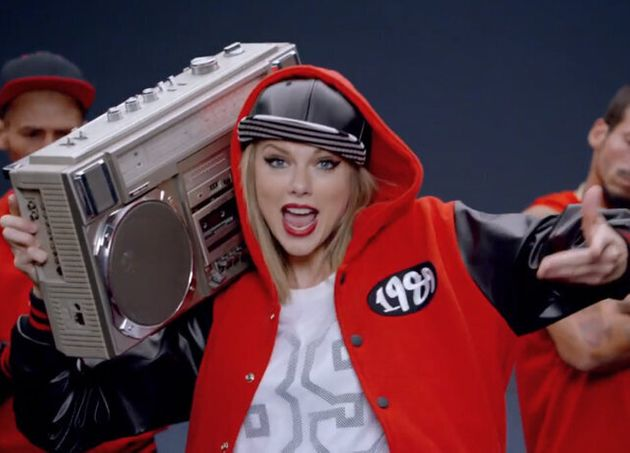 Taylor Swift's 'Shake It Off' Music Video Is Really