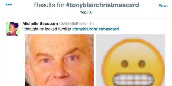 Three Reasons Everyone Is Talking About That Tony Blair Christmas