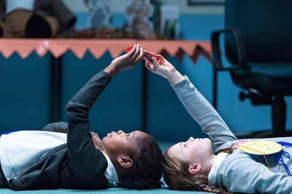 Amanda Abbington Stars in 'God Bless the Child', Royal Court