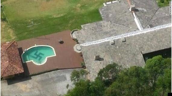 Nazi Swastika Spotted By Brazilian Police