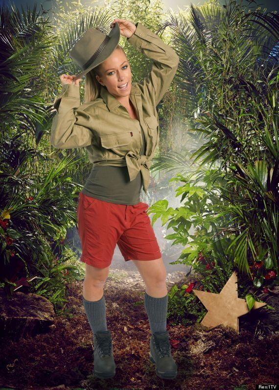 'I'm A Celebrity': Kendra Wilkinson And Tinchy Stryder Leave Jungle In Shock Double Elimination