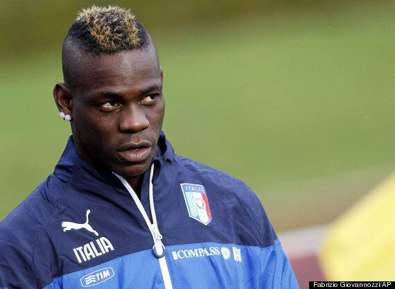 Mario Balotelli Charged By FA Over 'Racist And Anti-Semitic' Super Mario