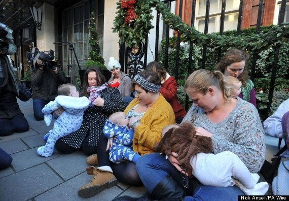 Claridge's Protest Would Probably Be Classfied As 'Ostentatious'