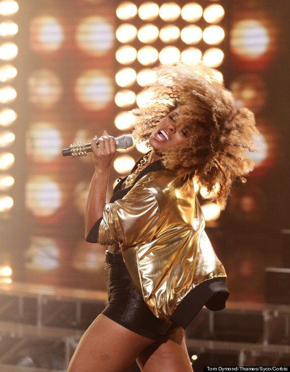 'X Factor': Fleur East Wows With 'Uptown Funk' Performance, But Andrea Faustini's 'Wrecking Ball' Fails...