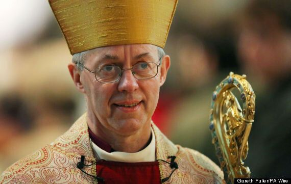 Archbishop Of Canterbury Justin Welby Condemns Hunger In