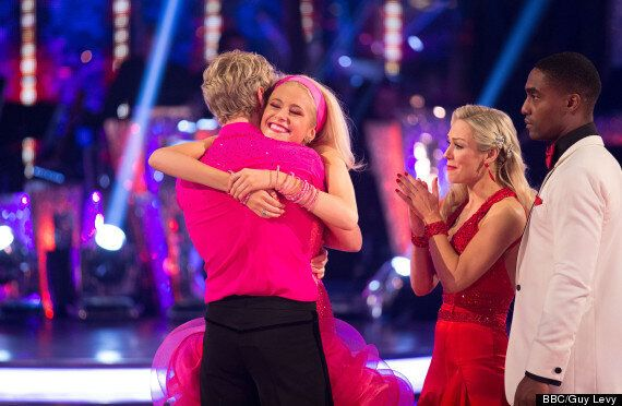 'Strictly Come Dancing' Results: Pixie Lott Voted Out After Simon Webbe Dance Off