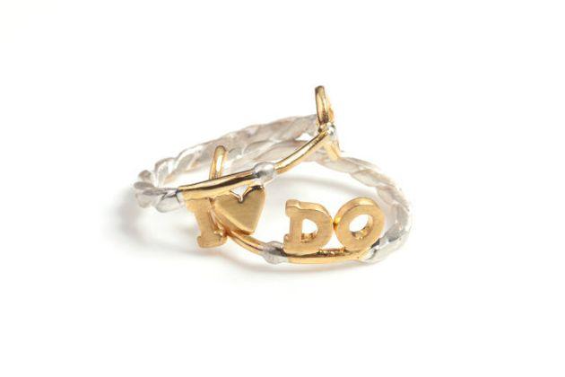 Wedding Rings: 10 Vintage