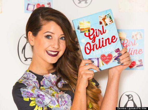 Zoella's Debut Novel WAS Ghostwritten,