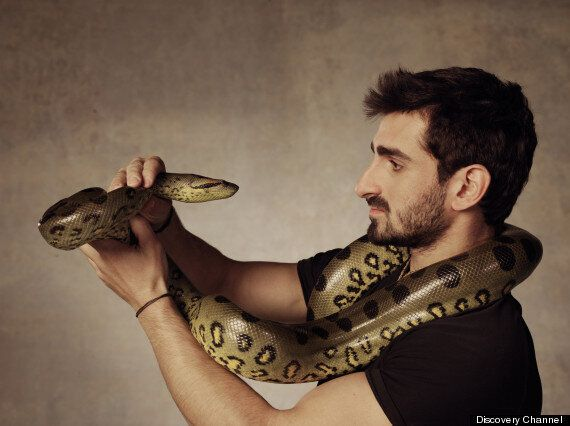 Eaten Alive – Paul Rosolie Got Swallowed By A Giant Anaconda On The Discovery