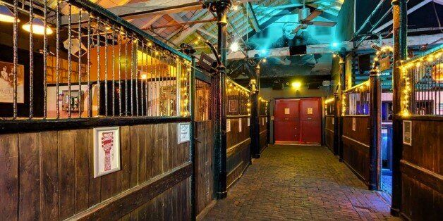 Alex Proud, Bar Owner, Cancels Homophobic Christmas Booking With Superb