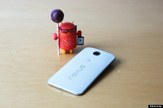Google Nexus 6 By Motorola Review: Let's Call It A