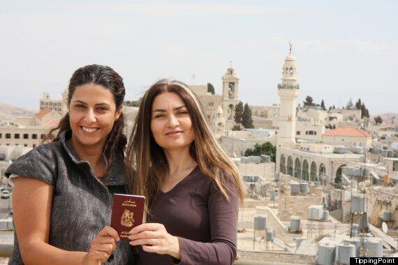 'Open Bethlehem' Details Leila Sansour's Decade-Long Campaign To Bring Down The Wall Around Her