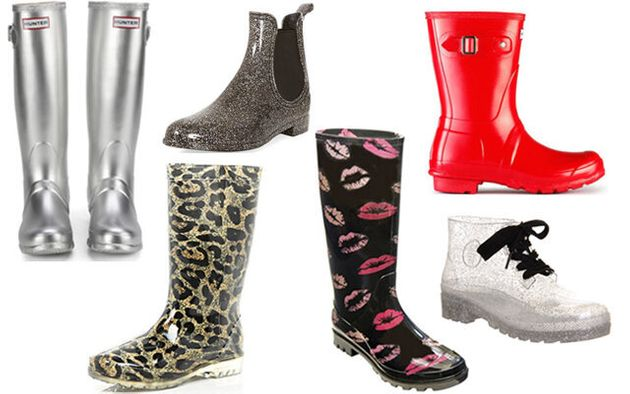 Festival Wellies: Boots To Keep The Rain