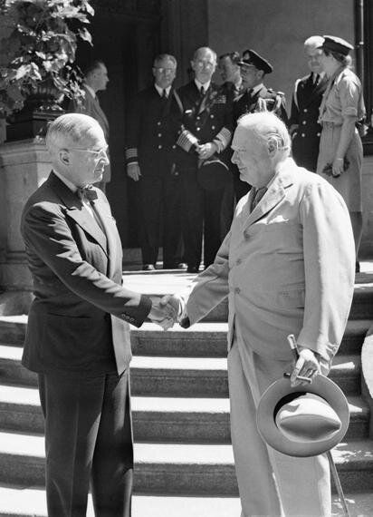 A Political Apprenticeship: What Winston Churchill Taught Harry