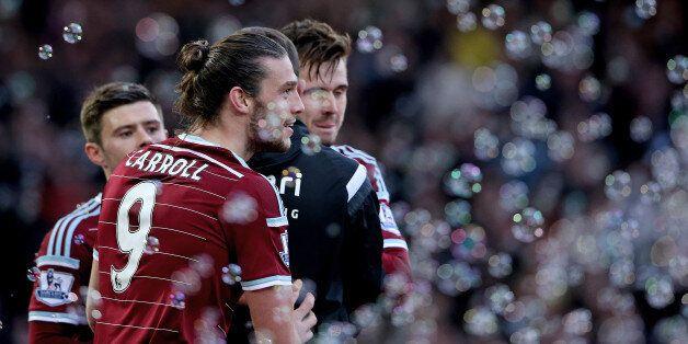 Andy Carroll , West Ham