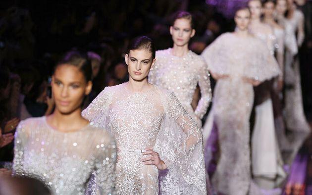 Paris Couture Week: Elie Saab Autumn/Winter