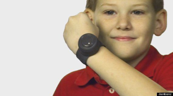 Someone Just Invented A Bluetooth Wearable Wristwatch