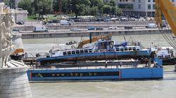 헝가리 법원이 유람선 침몰 '가해 선장' 석방을