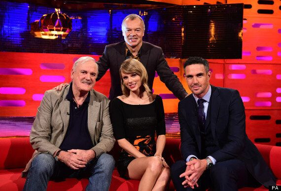 John Cleese Explains How Graham Norton Show Changed His Life, Plus Why He'll Never Reboot 'Fawlty Towers'