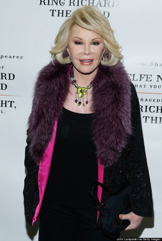 Joan Rivers Left Portion Of Her $150 Million Fortune To Charities In Will, Melissa Rivers Named
