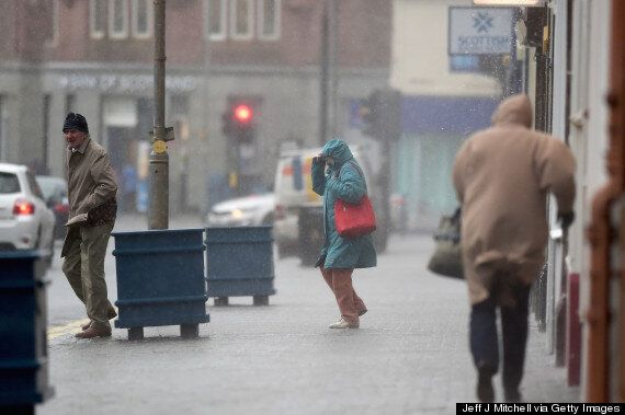 Weather Bomb Hits Britain - But What Is