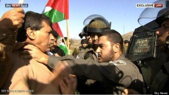 Palestinian Cabinet Member Ziad Abu Ain Dead After Israeli Soldier