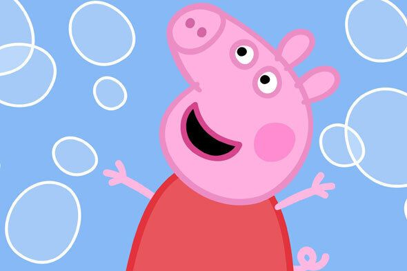 Peppa Pig And Toddler S Awestruck Reaction Video Huffpost Life
