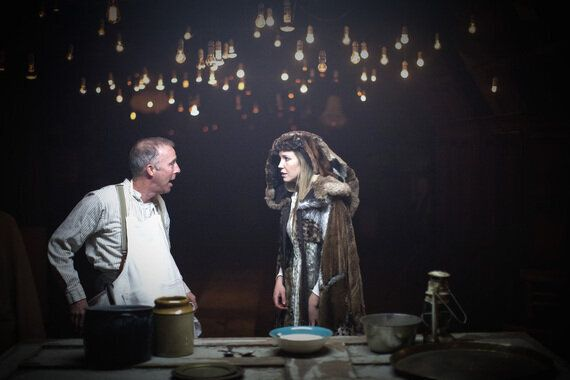 Review: Grimm Tales for Young and Old, The Bargehouse,