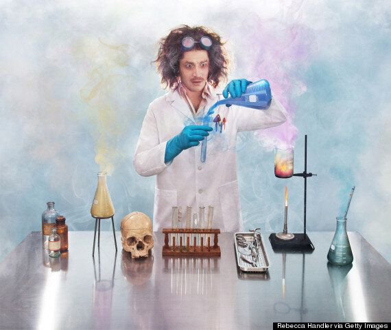 14 Most Creative Science Experiments Of