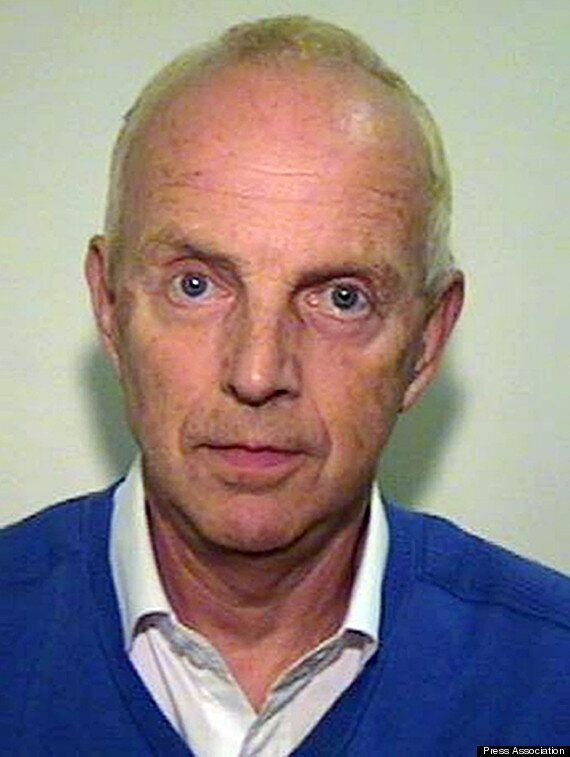 Ray Teret, Ex-DJ Friend Of Jimmy Savile, Jailed For 25 Years For Sex