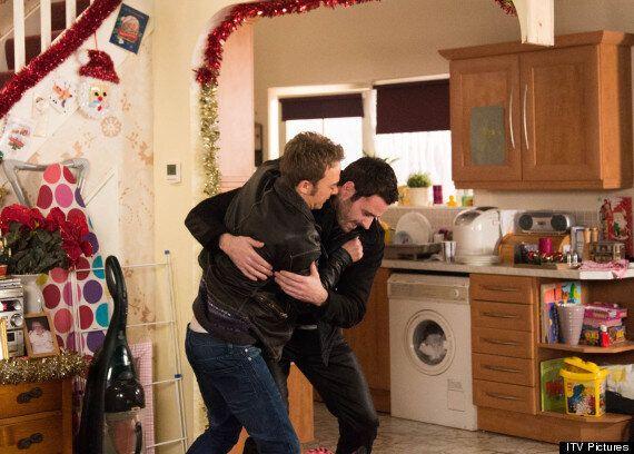 'Coronation Street' Spoiler: Christmas Day Episode Sees David Platt Discover Kylie's Drug Addiction