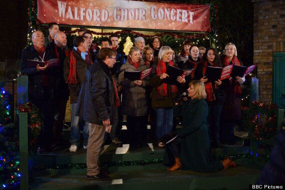 'EastEnders' Spoiler: Is Ian Beale Set For A Happy Christmas?
